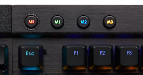 Corsair Gaming K95 RGB - 13