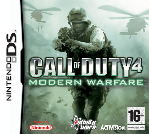 Activision Call of Duty 4: Modern Warfare #2