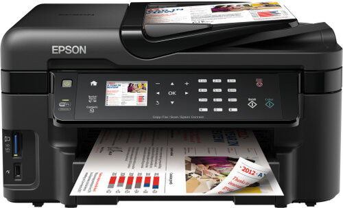 Epson WorkForce WF-3520DWF #3