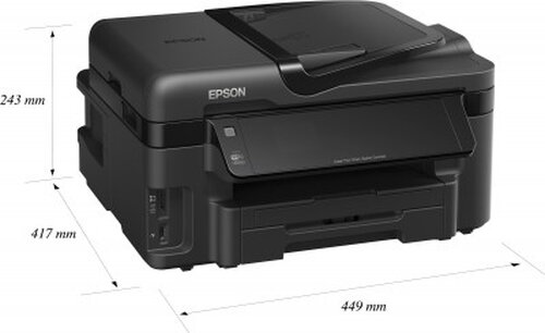 Epson WorkForce WF-3520DWF #2