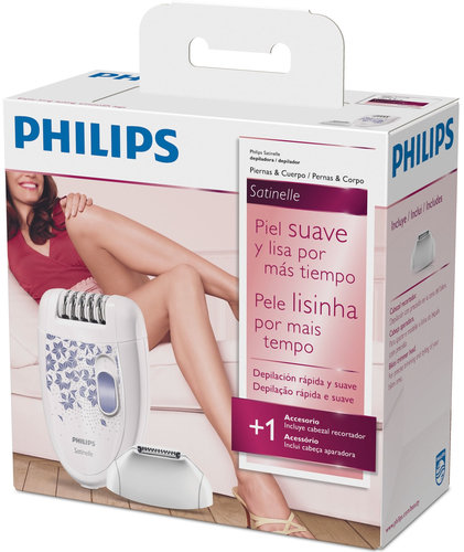 Philips Satinelle HP6423 - 2