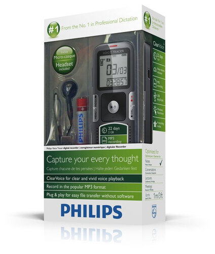 Philips Voice Tracer LFH0635 - 3