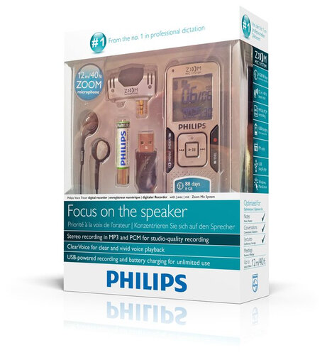 Philips Voice Tracer LFH0884 - 4