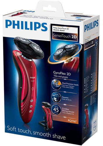Philips SensoTouch 2D RQ1167 - 1