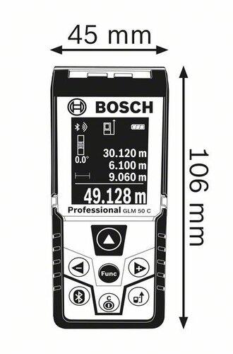 Bosch Professional GLM 50 C Test & Vergleich 2020