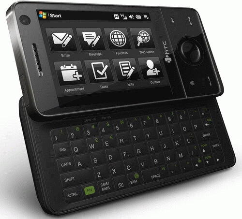 HTC Touch Pro #2