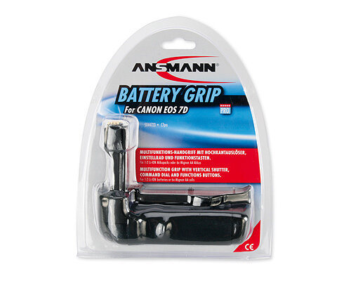 Ansmann Battery Grip C-7 Pro - 1