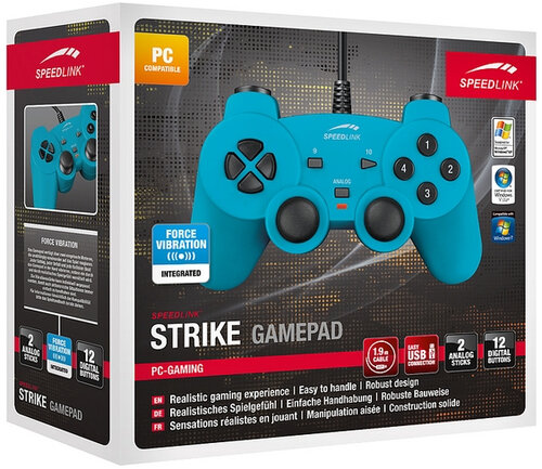 Speed-Link Strike Gamepad #4