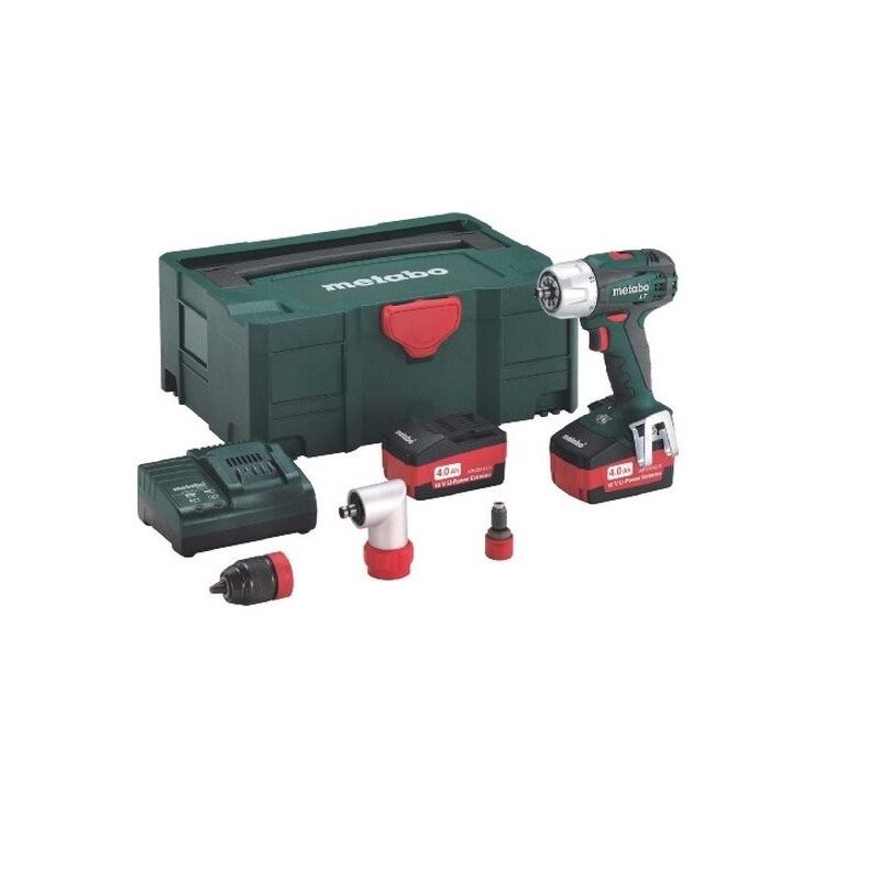 Metabo BS 18 LT Quick - 1