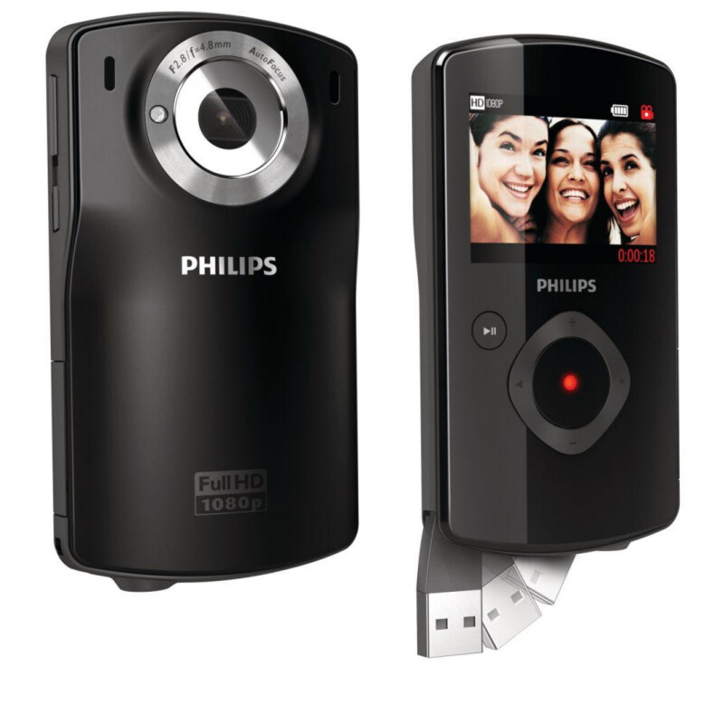 Philips CAM110BL - 1