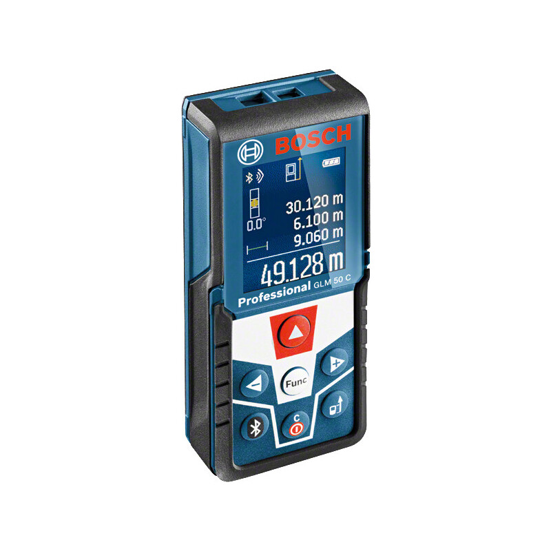Bosch Entfernungsmesser GLM 50C | Contorion - YouTube