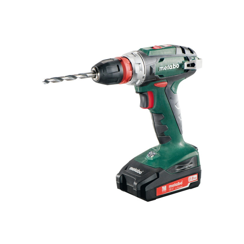 Metabo BS 18 Quick - 1