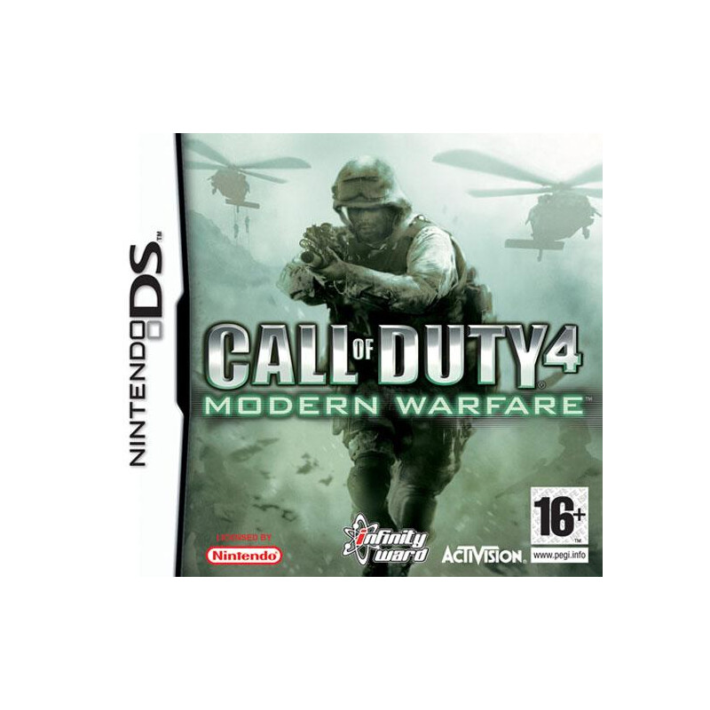 Activision Call of Duty 4: Modern Warfare #1