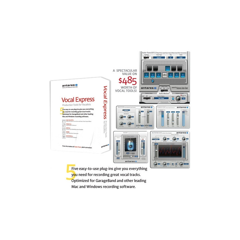 Antares Vocal Express #1