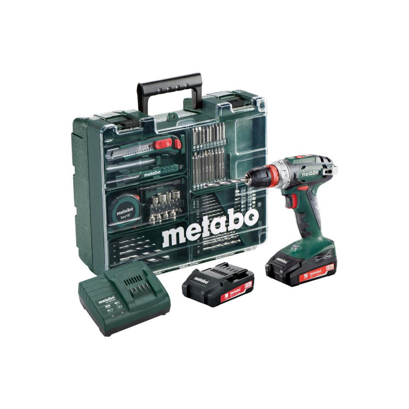 Metabo BS 18 Quick Set - 1