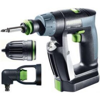 Festool CXS Li 2.6-Set GB 240V